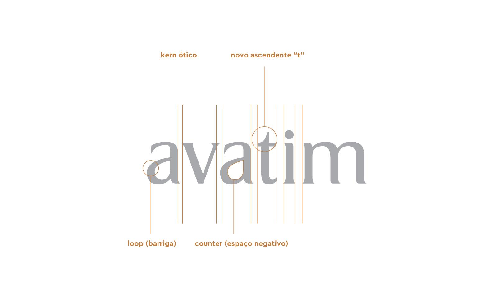 Imagem do projeto Nova Identidade Visual – AVATIM