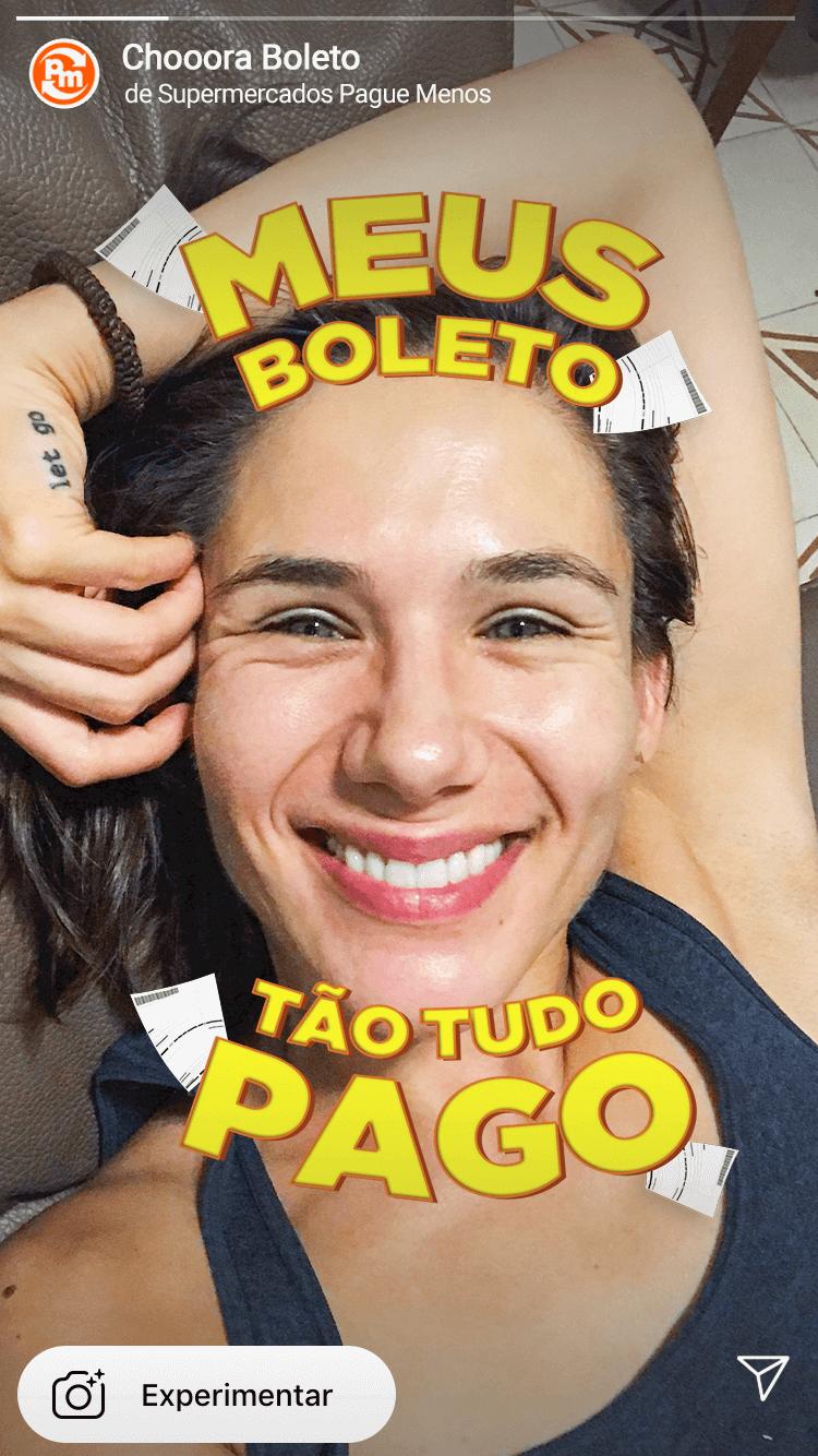 Imagem do projeto Chora Boleto