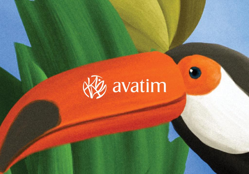 Veja o case Nova Identidade Visual - AVATIM de Avatim